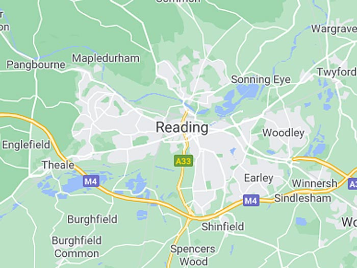 google map of portsmnouth
