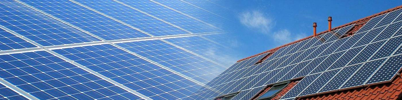 Solar panels and solar heating systems are also known as Photovoltaics (PV)